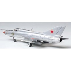 1/100 Scale MiG-21 Fishbed-F