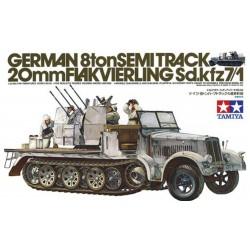 German SD Kfz 7/1 (Ltd)
