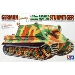 German 38cm Assault Mortar Sturmtiger