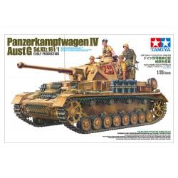 German Tank Panzerkampfwagen IV Ausf.G early 1/35 Military Miniatures