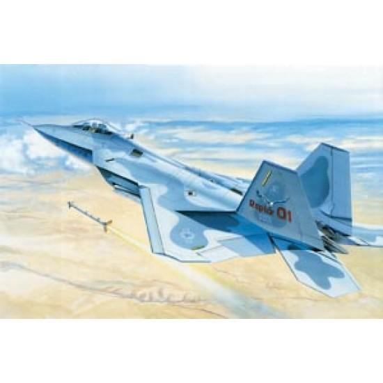 F - 22 RAPTOR
