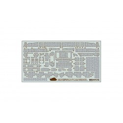 Zimmerit Coating Sheet for 1/48 Scale Panzer IV Ausf.H