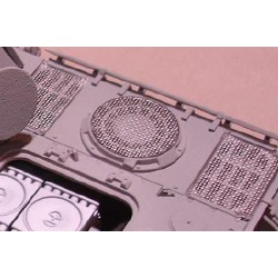 1/35 Scale German Panther Ausf.D Photo-Etched Grille Set