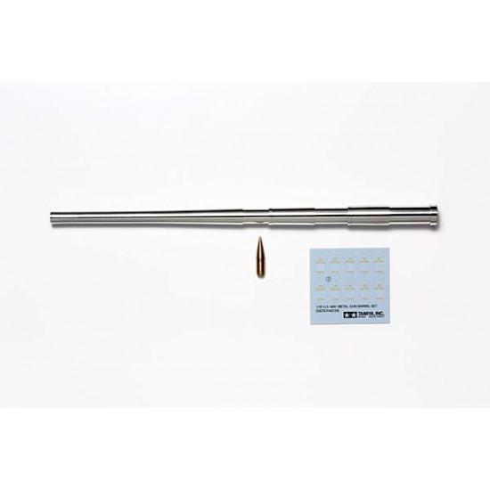 1/35 Scale U.S. M40 Metal Gun Barrel Set