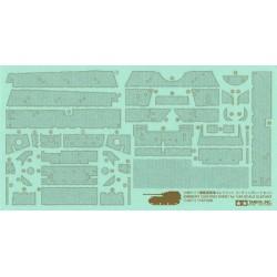 Zimmerit Coating Sheet for 1/48 Scale Elefant