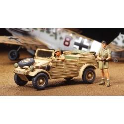 German Kübelwagen Type 82 Africa-Corps
