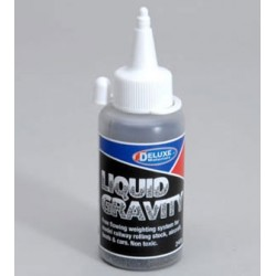 Liquid Gravity Metal Shot Ballast