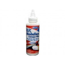 Deluxe Materials R/C Modellers - 112g (4oz) Canopy Glue