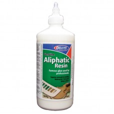 Deluxe Materials Aliphatic Resin - 500g (Economy)
