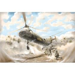 "H-21C SHAWNEE ""FLYING BANANA"""