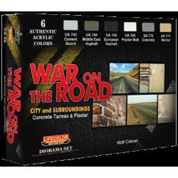 LifeColor War on the Road Set (22ml x 6) [LC-CS49]