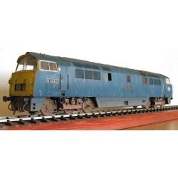 Class 52 Wetern Diesel loco kit