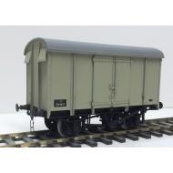 SR12 Ton Plywood O gauge Van kit