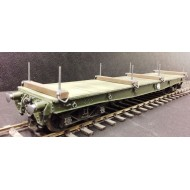 Warflat O gauge wagon kit