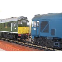 Class 25 Sulzer type 2 Diesel loco Kit
