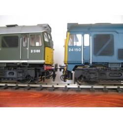 Class 24/1 Sulzer type 2 Diesel loco Kit