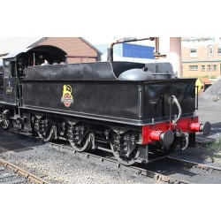 ex Malcolm Mitchell GWR 3500 Churchward flush rivetted tender kit