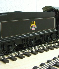 O Gauge Model Rail Tender Kits