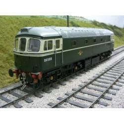Class 33/1 BRCW type 3 Diesel loco Kit