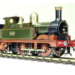ex Malcolm Mitchell GWR 517 Class loco kit