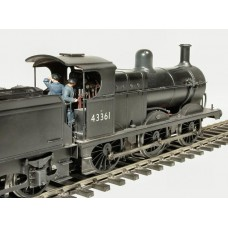 Ex Just Like The Real Thing Midland 3F O Gauge loco kit