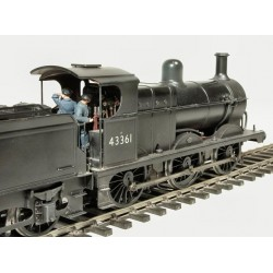 Midland 3F O Gauge loco kit