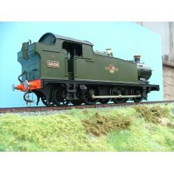 Ex Malcolm Mitchell GWR 56XX Class 0-6-2T O Gauge loco kit