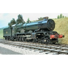 Ex Malcolm Mitchell GWR King Class O Gauge loco kit