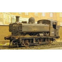 GWR 8750 Pannier Tank O Gauge loco kit