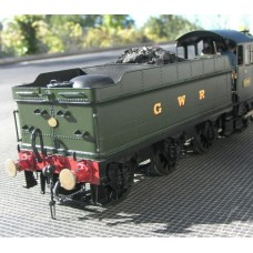 ex Malcolm Mitchell GWR 3500 Collett a118 tender kit