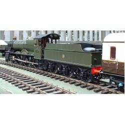 Ex Malcolm Mitchell GWR 78XX Class (Manor) O Gauge loco kit