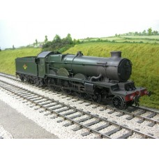 Ex Malcolm Mitchell GWR Castle Class O Gauge loco kit