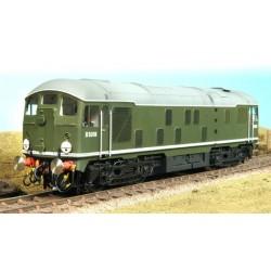 Class 24/0 Sulzer type 2 Diesel loco Kit