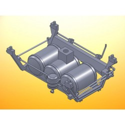 Class 26 Air Tanks Conversion Kit