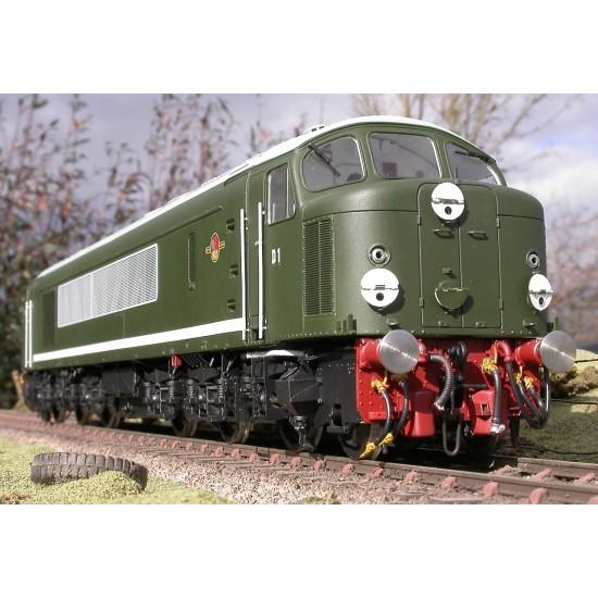 Class 44/45/46 Peak Diesel loco kit