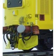 O Gauge Diesel Loco ETH Connector