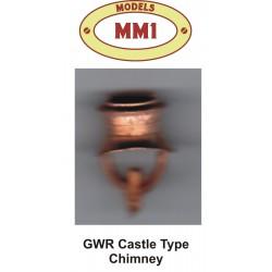 GWR Castle Single Chimney