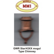 GWR Star Single Chimney