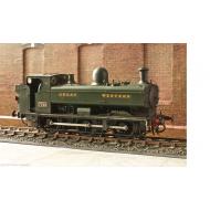 GWR 57XX Pannier Tank O Gauge loco kit