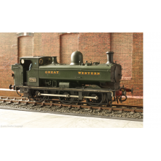 Ex Just Like The Real Thing GWR 57XX Pannier Tank O Gauge loco kit