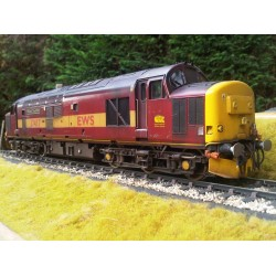 Class 37 English Electric type 3 Diesel loco Kit
