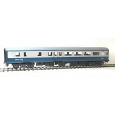"Ex Just Like The Real Thing BR Mark Two ""BSO"" B/C type (Brake Standard class Open) Coach kit"