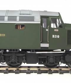 O Gauge Model rail Diesel Loco kits
