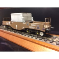 FNA Nuclear Flask O gauge wagon kit