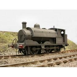 L&Y Saddle Tank O Gauge loco kit