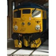 Mini Snow Ploughs for  O gauge diesel locos