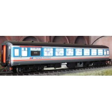 "Ex Just Like The Real Thing BR Mark Two ""SO"" C type (Second class Open) Coach kit"