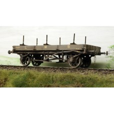 Ex Just Like The Real Thing Midland one plank wagon kit