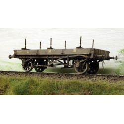 Midland one plank wagon kit