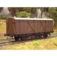 GWR/BR Fruit D O gauge Van kit